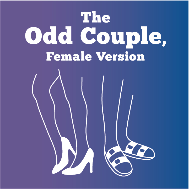 The Odd Couple, Female Version