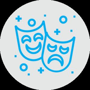 Drama icons